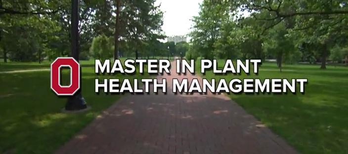Master in Plant Health Management video
